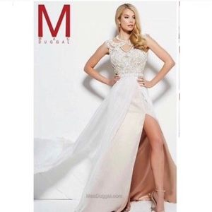 Mac Duggal Formal Gown 2019 Prom Dress 0